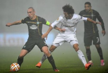 Fotbal: Astra Giurgiu a pierdut la scor in deplasarea de la Salzburg