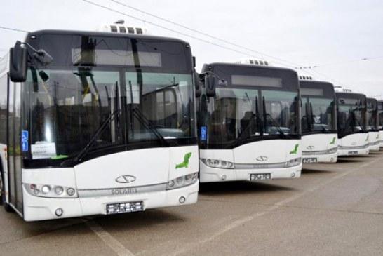 Vezi programul autobuzelor si troleibuzelor Urbis in perioada Sarbatorilor