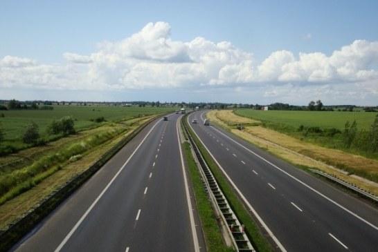 INS: Romania avea 747 kilometri de autostrazi, in 2015