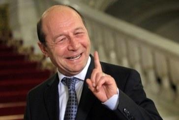 "Traian Basescu: ""Nastase, Geoana, Ponta, fiti fericiti! Dragnea va va declara presedinti ai Romaniei"""