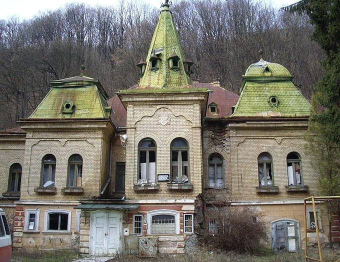 castelul pocol