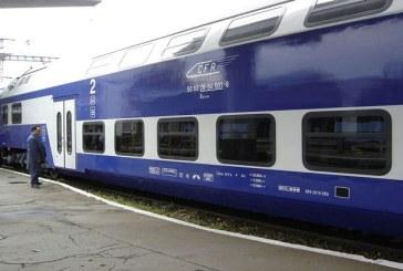 CFR Calatori: Reduceri tarifare de la 35% pana la 45% la unele trenuri, din 14 decembrie
