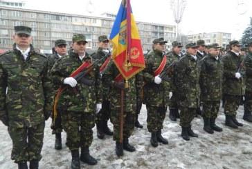 Ceremonial militar si religios de Ziua Victoriei Revolutiei Romane si a Libertatii in Garnizoana Baia Mare