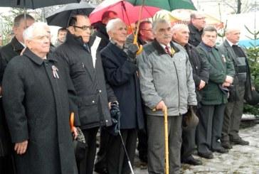 Eroii martiri ai Revolutiei din 22 decembrie 1989,comemorati in Baia Mare (FOTO)