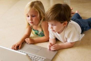 Internetul si copiii – conexiuni primejdioase