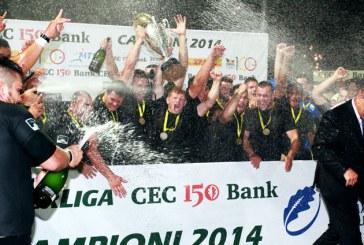 Bani de la Consiliul Judetean pentru rugby si volei