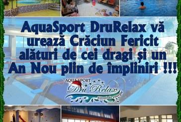 Sarbatori fericite din partea echipei Drurelax (VIDEO)