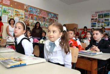 Baia Mare: Copiii inscrisi in clasa 0 vor primi rechizite gratuite