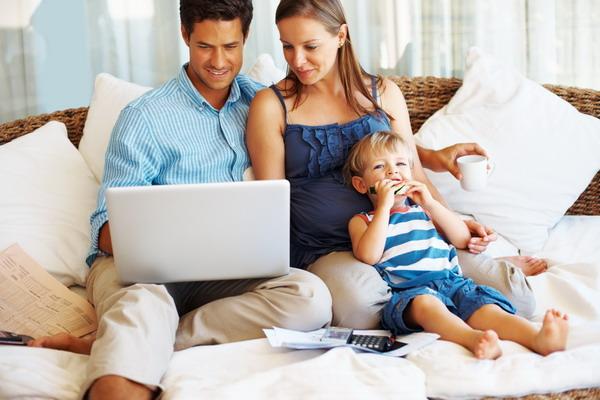 familie-laptop
