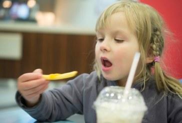 Ce efect au alimentele fast food asupra creierului copiilor