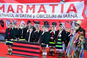 Festivalul de Datini si Obiceiuri de Iarna din Sighet, la o noua editie