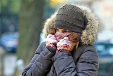 Temperaturi minime de 1 grad C, in Maramures