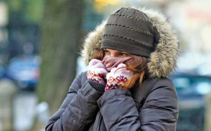 Maramures: Temperaturi minime de 5 grade C prognozate pentru miercuri