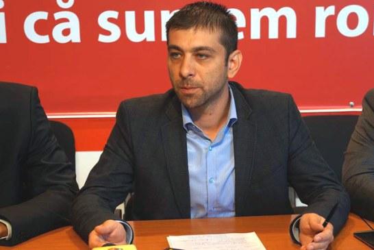 Gabriel Zetea participa la Palatul Parlamentului la Comitetul Executiv National al PSD