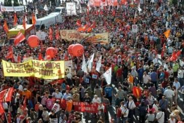 Italia: Greva generala si proteste in toata tara