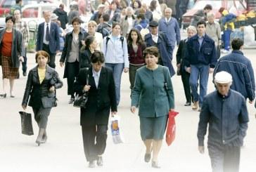 INS: Populatia rezidenta in Romania a scazut pana la 19,524 milioane de persoane
