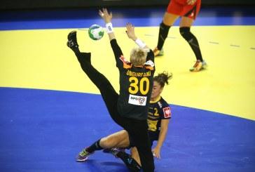 Handbal: România a învins Spania, scor 22-20, în grupa principală I la CE de handbal feminin