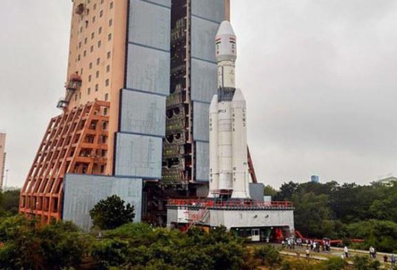 India lanseaza in spatiu cea mai mare racheta din istoria sa spatiala