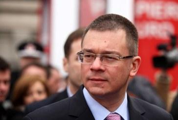 Mihai Razvan Ungureanu, numit consilier personal al lui Iohannis