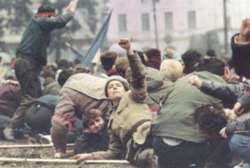 Eroii martiri ai Revolutiei,comemorati in Baia Mare