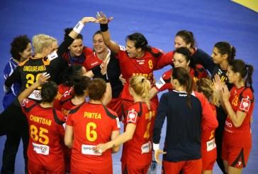 Handbal feminin: Romania va intalni Serbia in play-off-ul pentru calificarea la Mondiale