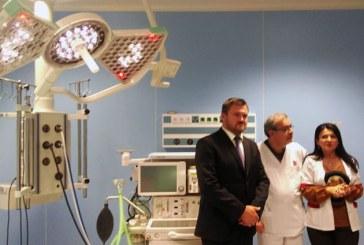 Premiera la Spitalul Judetean: Sectia de neurochirurgie, dotata la standarde mondiale