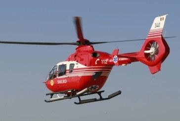 Elicopter SMURD prabusit in lacul Siutghiol