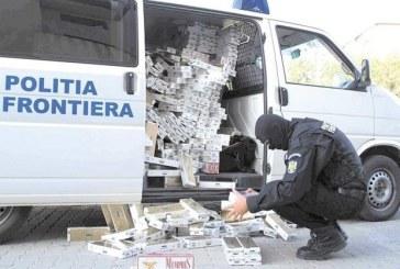 Maramures: Grupare de contrabandisti cu tigari, destructurata