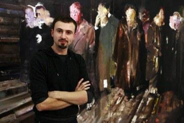 Baimareanul Adrian Ghenie reprezinta Romania la Expozitia Internationala de Arta de la Venetia