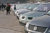 Scadere de 5,66% a inmatricularilor de autoturisme in Romania, in ianuarie