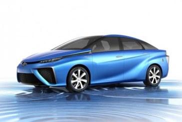 Toyota a ramas cel mai mare constructor auto din lume in 2014