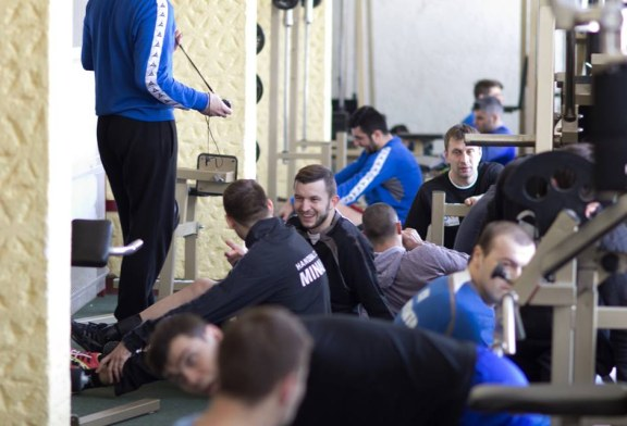 Handbal: HCM Minaur a inceput activitatea in sala de forta