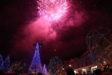 REVELION 2018 in Baia Mare: Concert 3 Sud Est si artificii