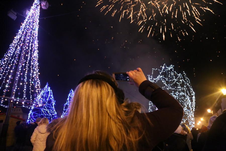 artificii revelion 2015 baia mare 23