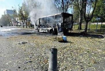 Bombardament: 13 morti la Donetk