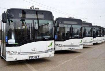 Autobuzele inlocuiesc troleibuzele pe linia 54 din Baia Mare