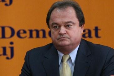 Blaga: Nu am discutat in PNL despre un viitor guvern