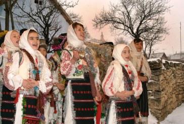 Moldovenii sarbatoresc Craciunul pe rit vechi