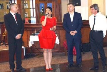 Diplome de onoare si plachete la aniversarea a cinci ani de SMURD Maramures