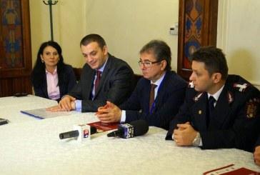 """Secretar de stat Dorel Sandesc: """"Spitalul Judetean Baia Mare, un exemplu"""""""