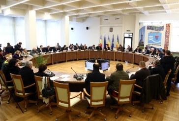Consilierii judeteni au aprobat bugetul pe 2015