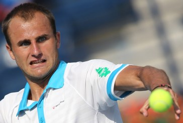 Tenis: Marius Copil, invins in optimi la simplu, dar calificat in semifinal la dublu, in turneul de la Ilkley