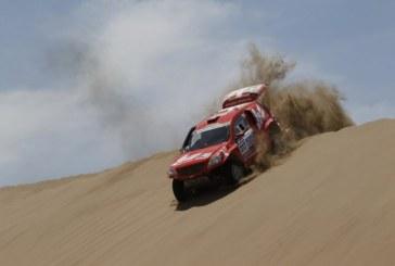 Motorsport: Debuturi excelente pentru Al-Attiyah şi Sunderland în Raliul Dakar