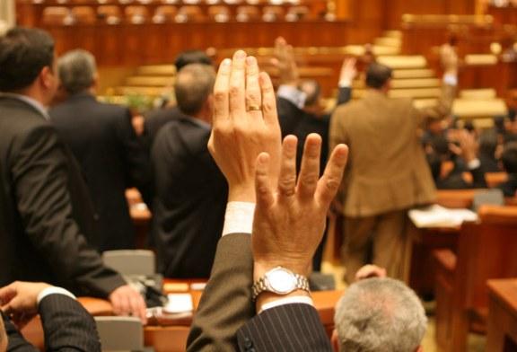 Camera Deputatilor: Dezbatere despre creditele in franci elvetieni