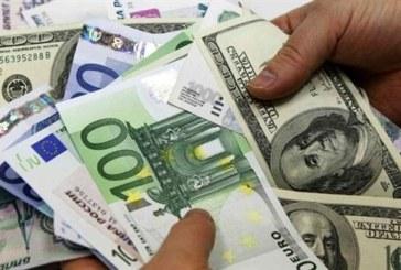 Euro, la cel mai redus nivel fata de dolar din decembrie 2005
