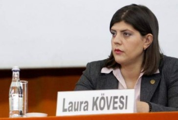 Laura Codruta Kovesi, urmarita penal pentru constituire de grup infractional organizat