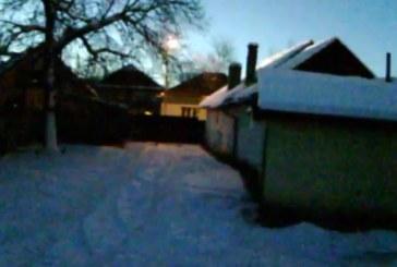 Fenomen straniu pe cerul orasului Baia Mare. Ce s-a intamplat (VIDEO)