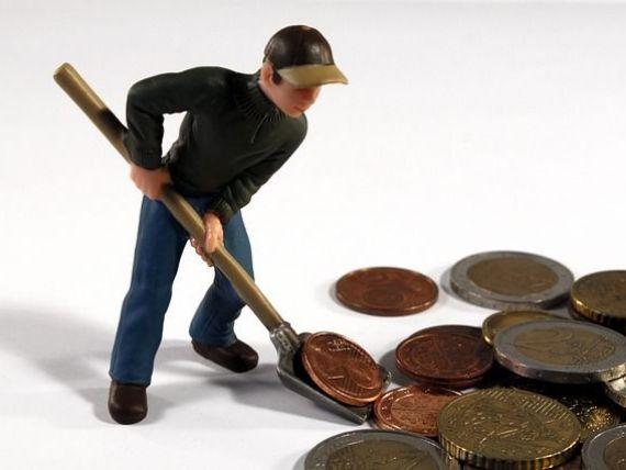 muncitor bani