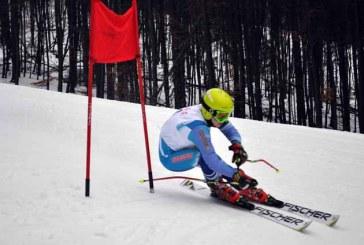 Cupa CSS Baia Sprie la schi alpin: Nicio medalie pentru sportivii baisprieni