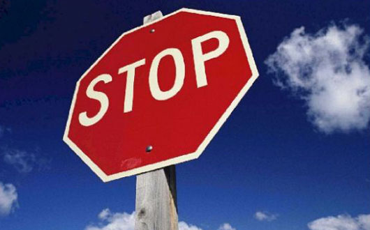 stop-trafic